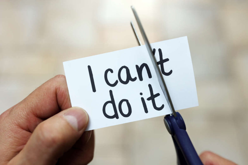 Counselling & Psychotherapy in Salford - I can do it!